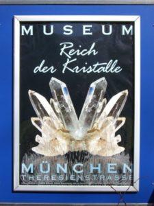 Museum Reich der Kristalle, München, Stadtrundgang, Stadtrundfahrt, Museumsbesuch, Gästeführung,