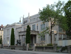 Monaco di Baviera, Franz von Stuck, Villa Stuck, sight seeing, giro della cittá, giro in pulman, guida, Ilona Brenner,