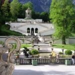 day excursion, bavaria, lduwig II, Linderhof, Neuschwanstein, guided tour, sight seeing, bus tour, coach tour, visit, castle, palace, park, garden, guide, local guide, Ilona Brenner, tour manager,