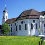 iglesia de peregrino, Wieskirche