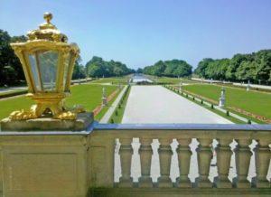 Nymphenburg Park, guided tour, garden tour, visita, jardin de Nymphenburg, Borgo delle ninfe, Gartentour, Garden guide, Ilona Brenner, gardens, Bavaria, Germany